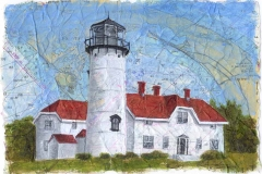 Chatham Lighthouse by Erin Leigh