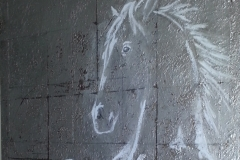 Morgans Horse - View 2 by Erin Leigh