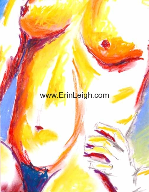 Nude 9 by Erin Leigh