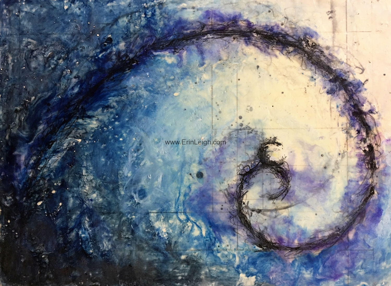 Transform - Study 32 - Journey to One by Erin Leigh