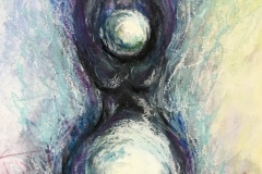 Birthing - Study 4 - Journey to One by Erin Leigh