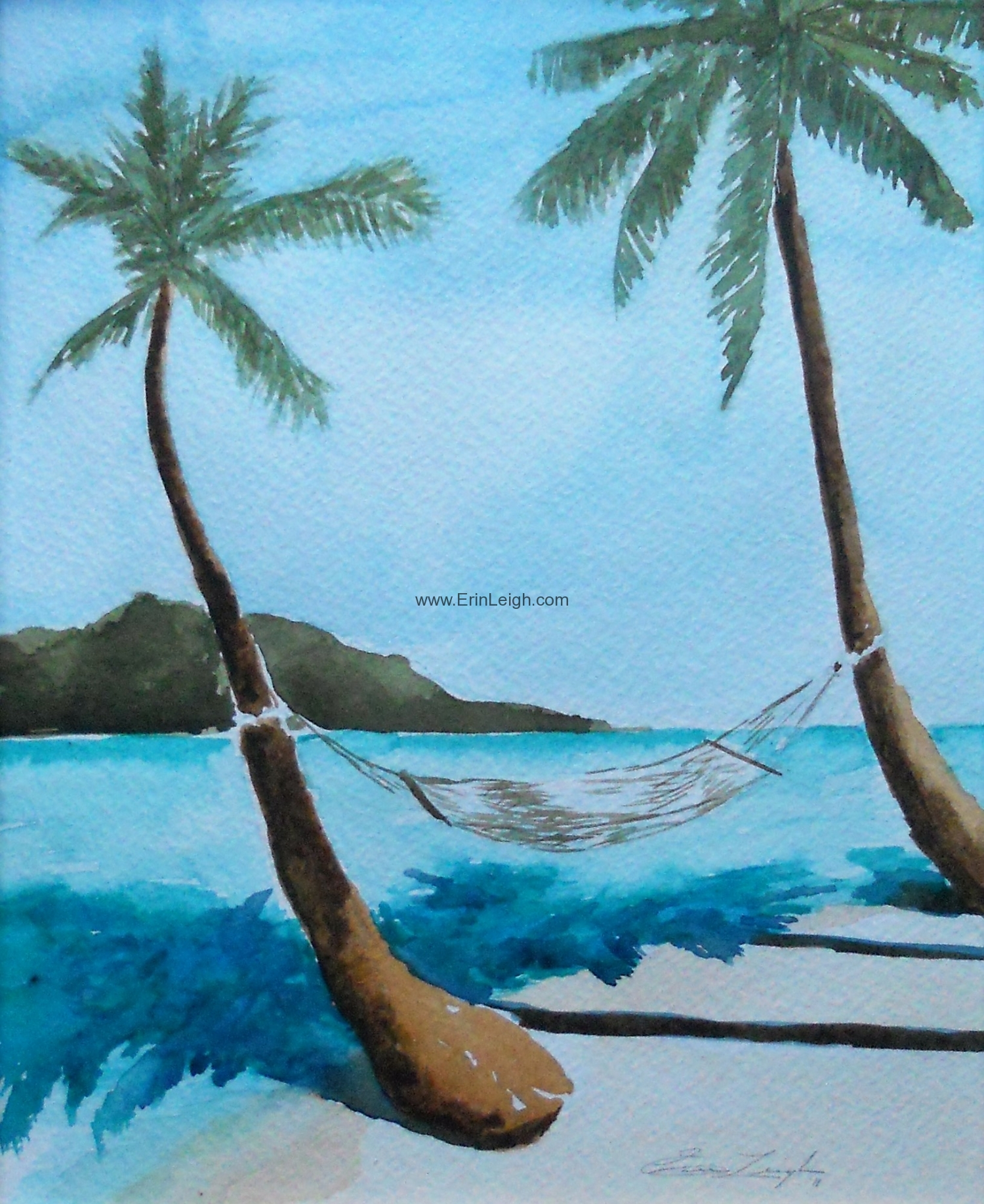 Jamaica Me Happy by Erin Leigh
