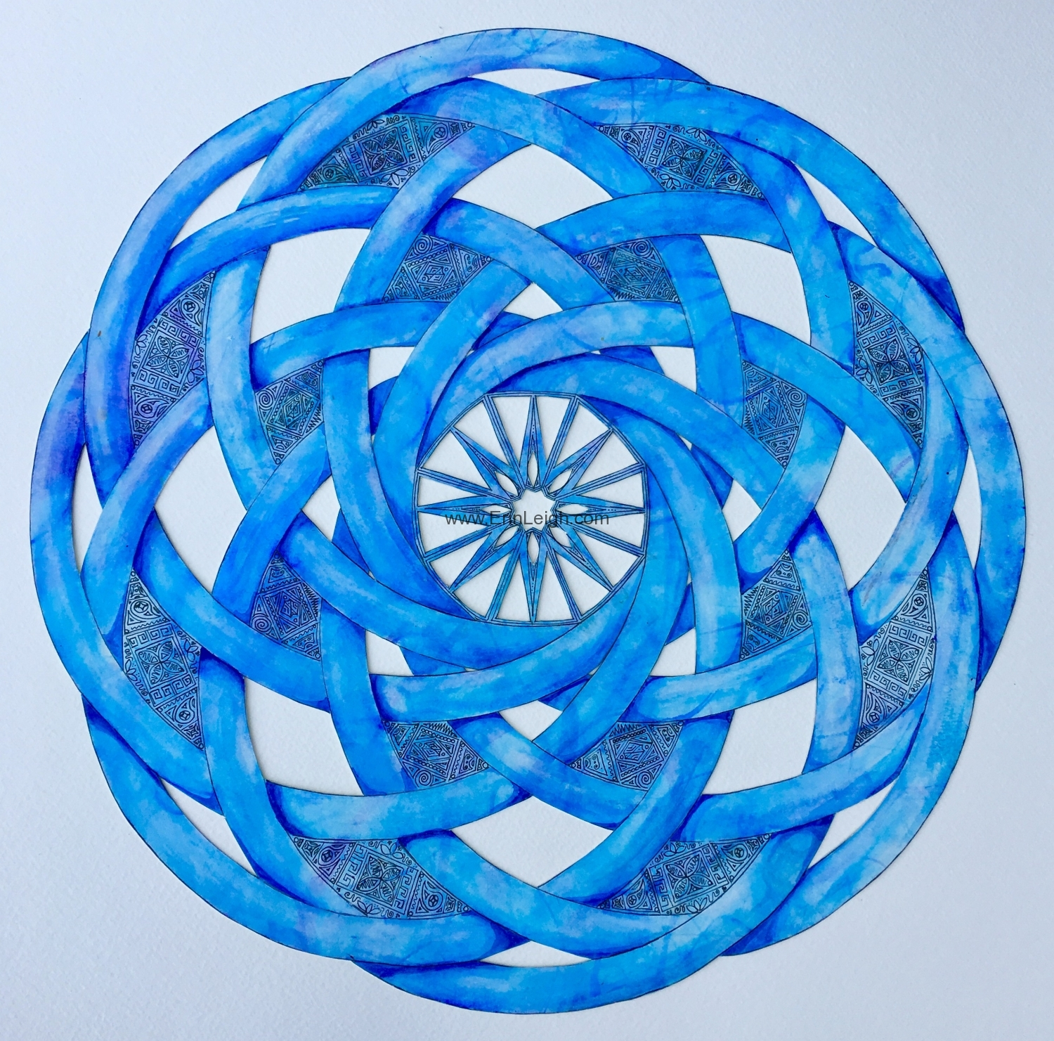 Celtic Knot by Erin Leigh
