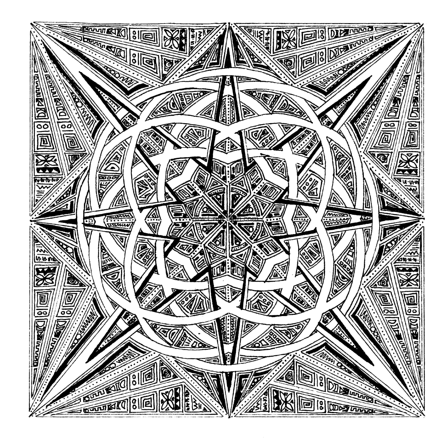 Geometry 1 by Erin Leigh