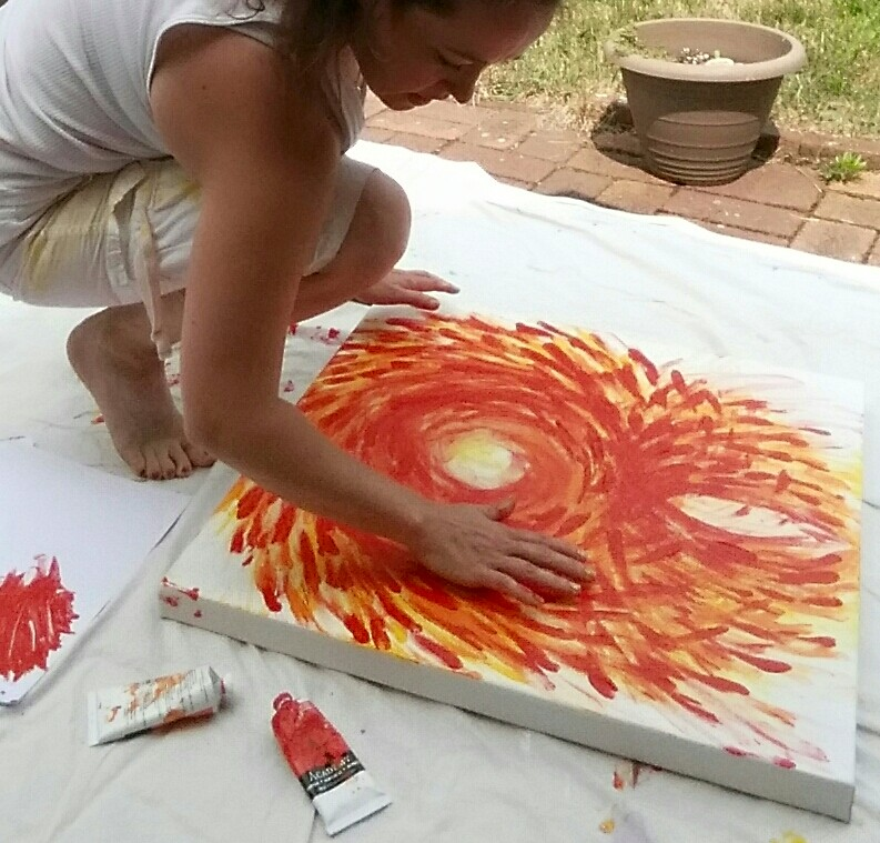 Erin Leigh Painting